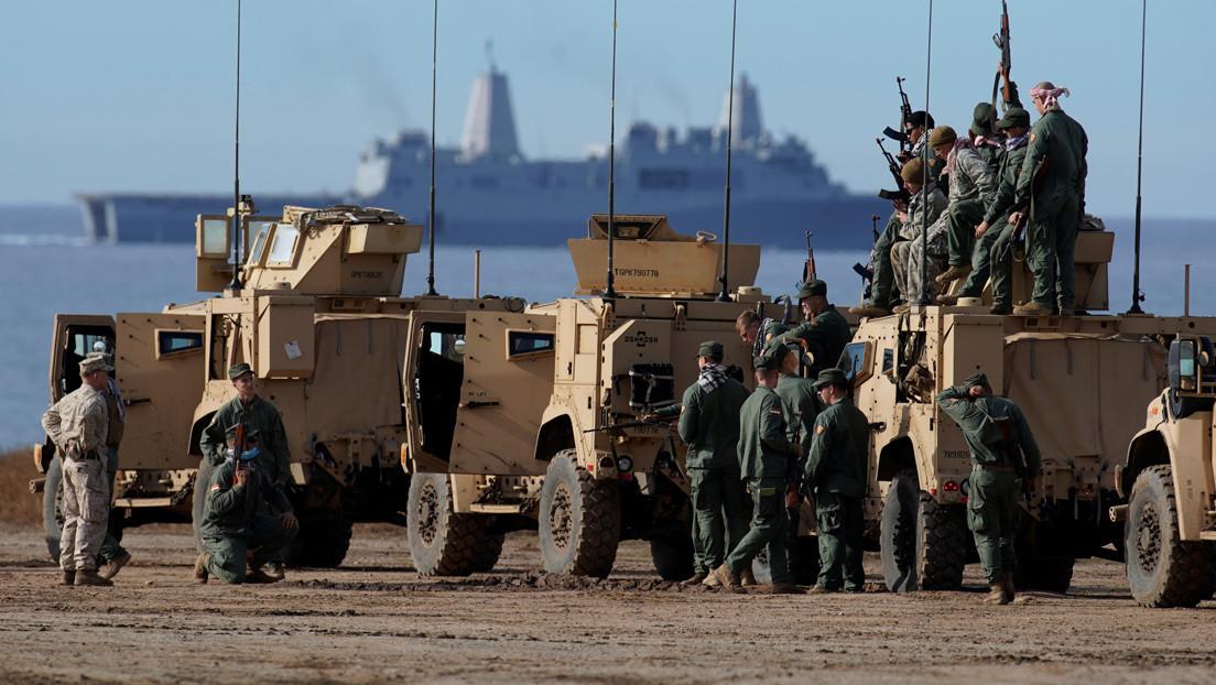 Expulsan a 24 marines estadounidenses por tráfico de personas y narcotráfico en la frontera con México