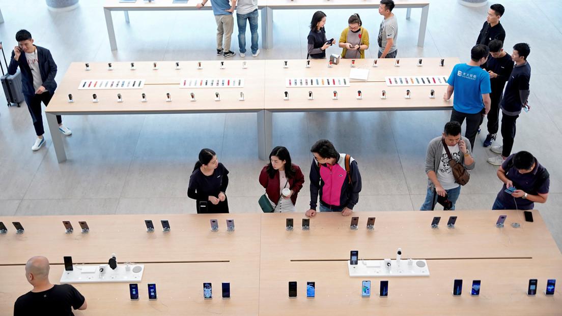 El coronavirus haría que las ventas de teléfonos en China caigan hasta un 50 %