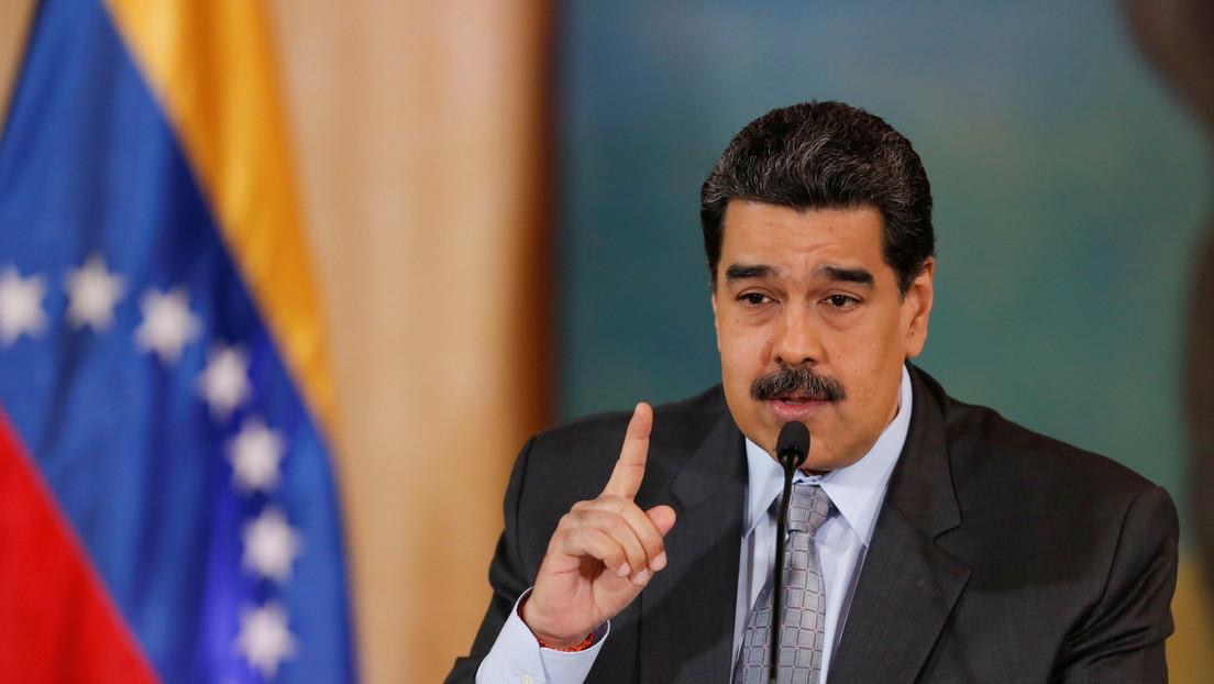 Maduro ordena preparar una demanda internacional contra EE.UU. por sanciones a su aerolínea Conviasa