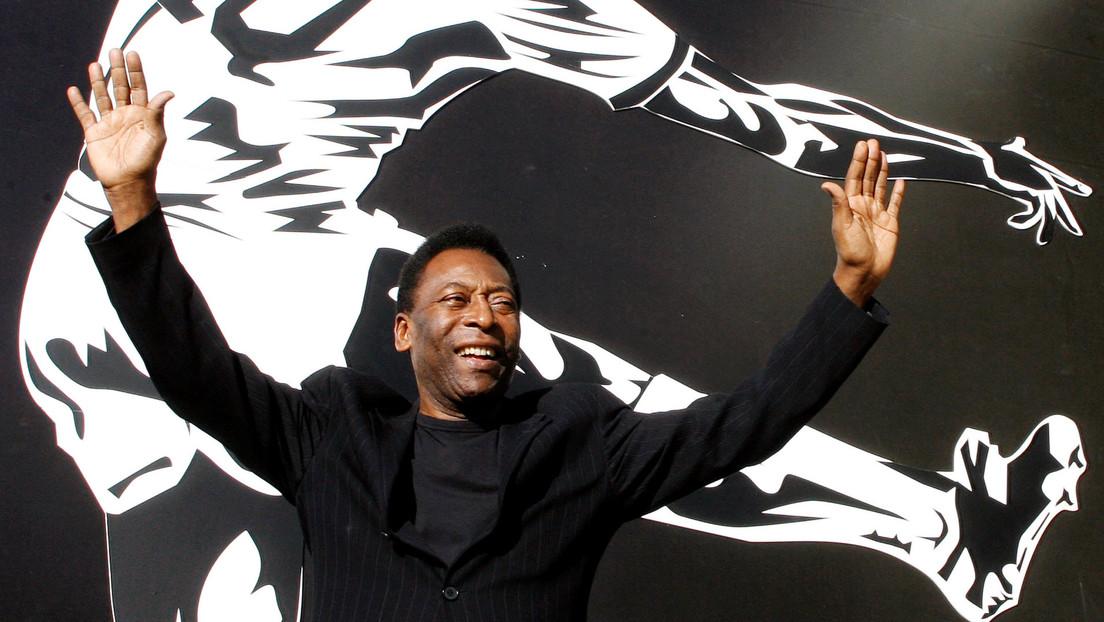 """Hijo de Pelé afirma que su padre se encuentra en un estado """"frágil"""" y se siente """"avergonzado"""""""