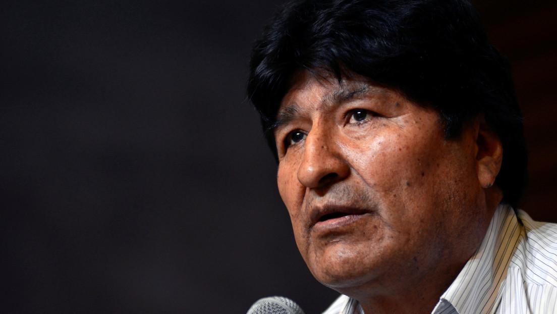 """Evo Morales llega de visita en Cuba """"por motivos de salud"""""""