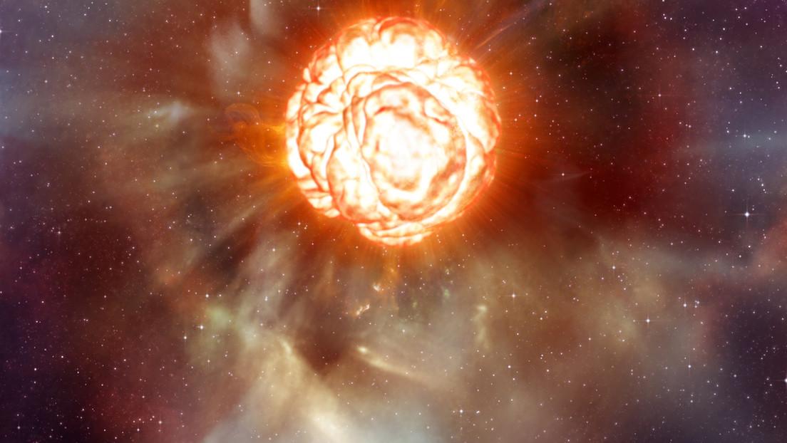 La supergigante roja Betelgeuse puede explotar y las próximas semanas podrían ser cruciales