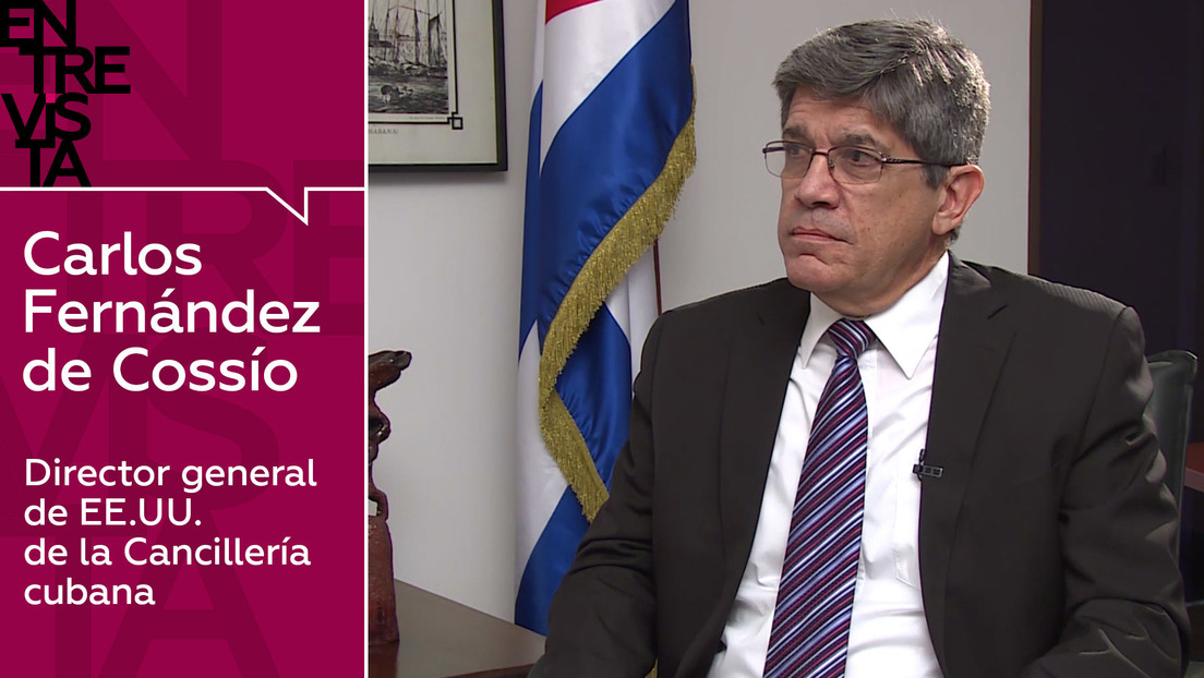 Director general de EE.UU. de la Cancillería cubana: El bloqueo y la Ley Helms-Burton no permiten reconstruir relaciones sostenibles