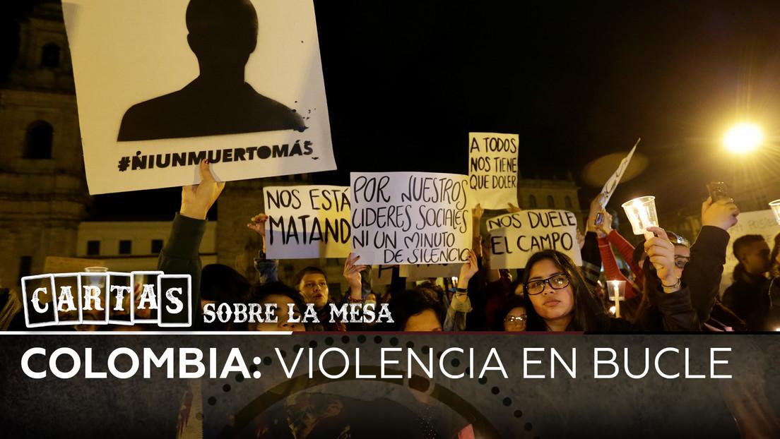 Colombia: violencia en bucle
