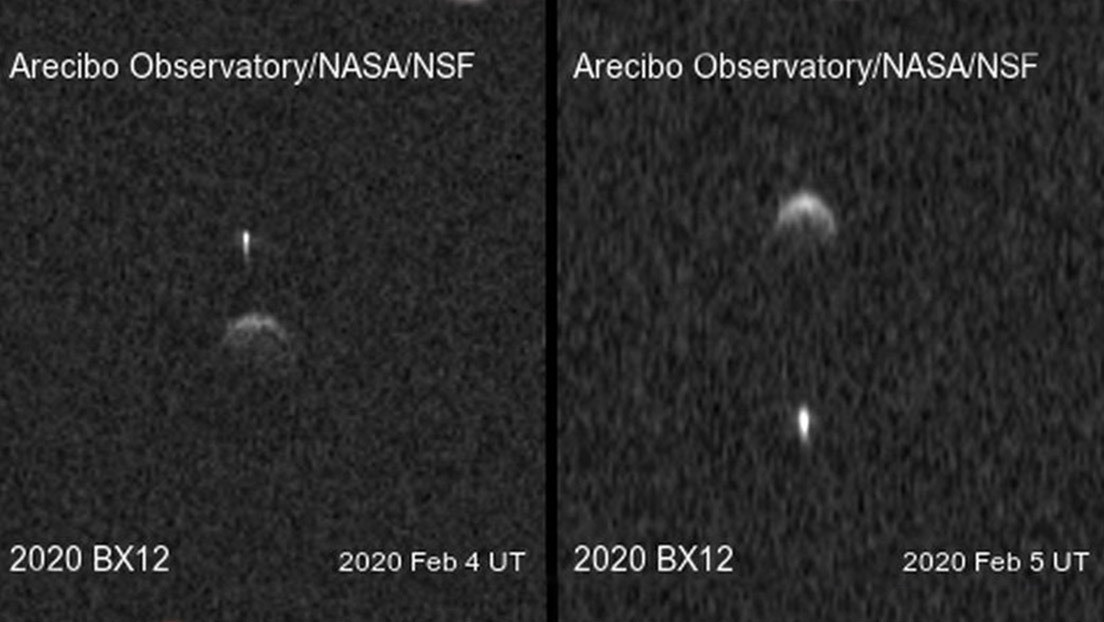 Descubren que el gran asteroide que recientemente se acercó a la Tierra no estaba solo