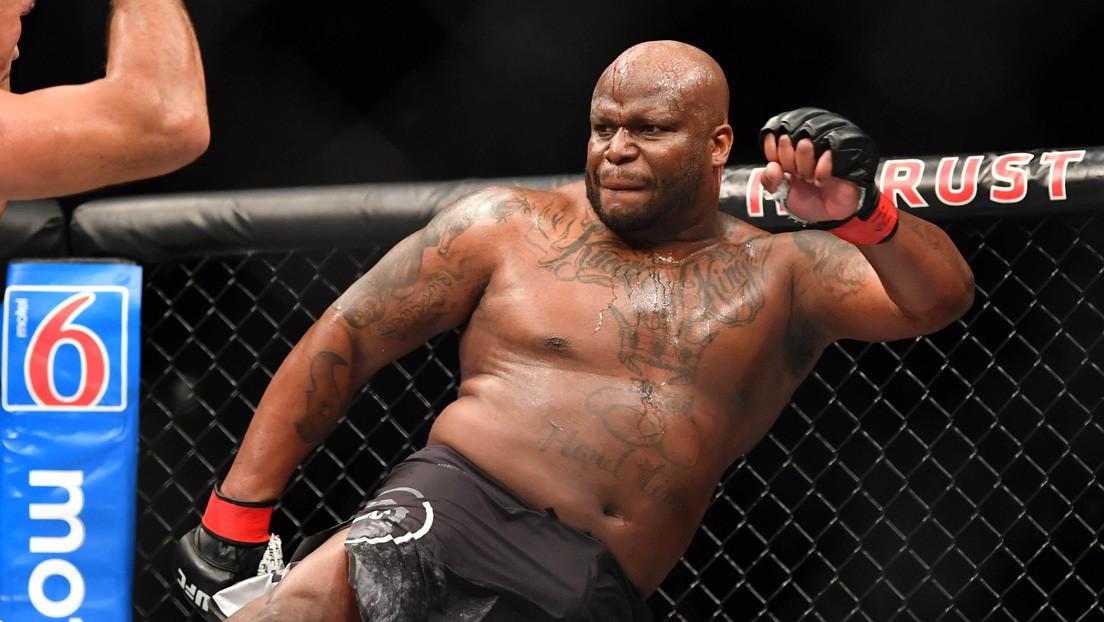 """El luchador de peso completo de UFC Derrick Lewis revela que enfrenta un problema de salud de """"vida o muerte"""""""