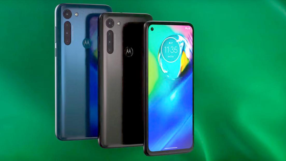 Motorola presenta un nuevo teléfono con una batería que dura más de dos días
