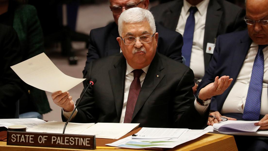 """El presidente de Palestina sobre el plan de Trump: """"Rechazamos este acuerdo"""""""
