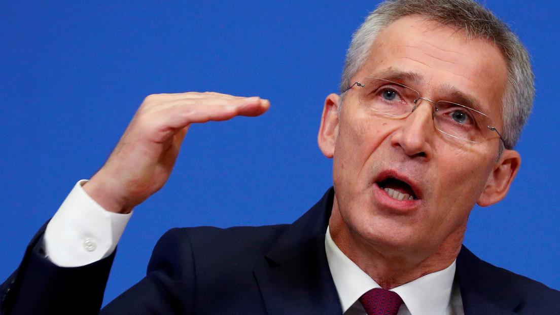 """Portavoz de la Cancillería rusa: """"Stoltenberg vuelve a confirmar que el cerebro de la OTAN está muerto"""""""