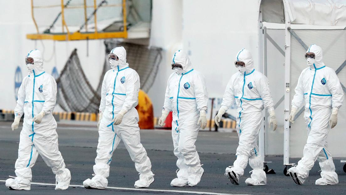 EE.UU. advierte que el coronavirus podría afectar a China, provocar efectos en Washington y extenderse al resto de la economía global