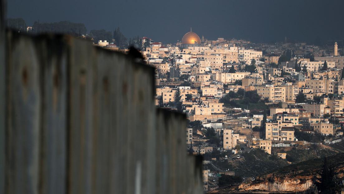 """Rusia: """"Apoyaremos solo un plan de paz del conflicto palestino-israelí que sea apropiado para ambas partes"""""""