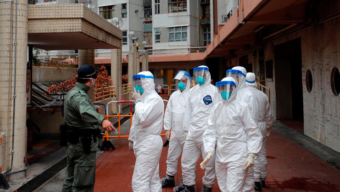 """La OMS califica la emergencia del coronavirus de """"enemigo público número 1"""""""