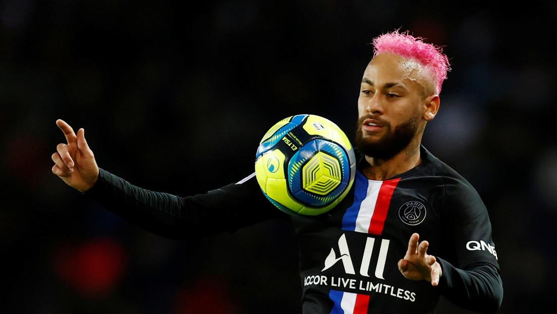 Neymar acepta una propuesta de David Beckham para fichar por el Inter Miami de la MLS