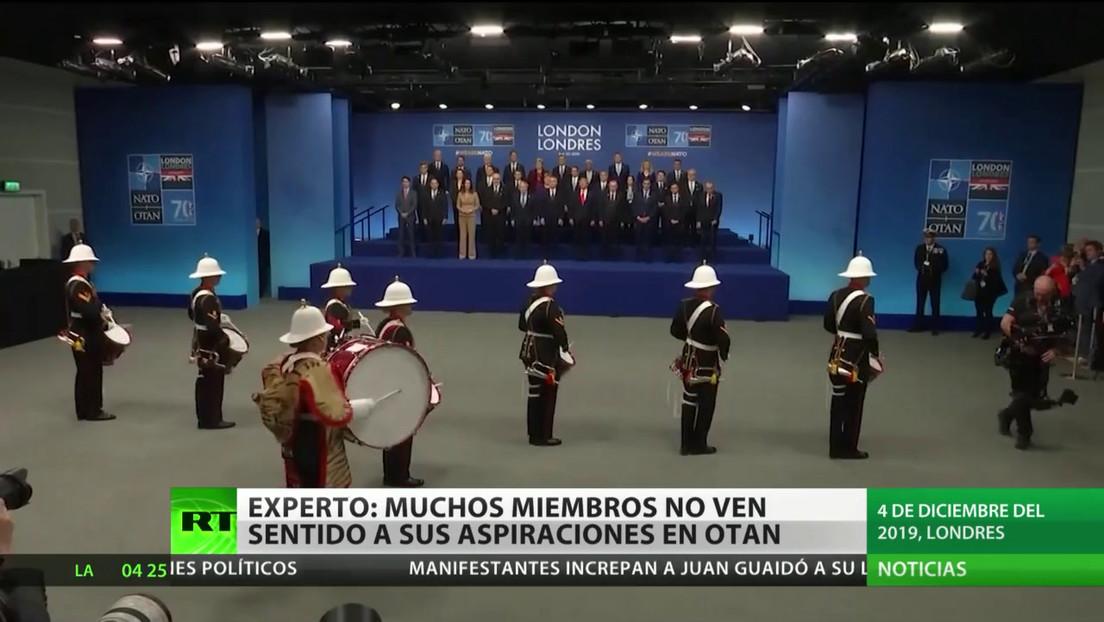 Ministros de Defensa de la OTAN se reúnen en Bruselas en medio de un clima de desavenencias