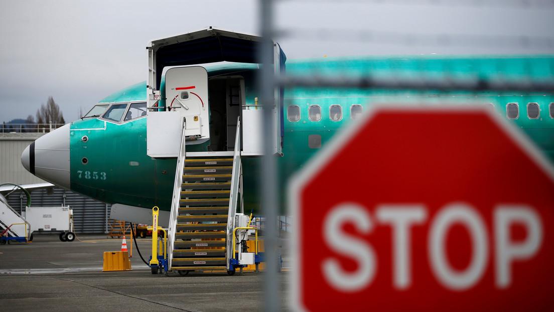 Boeing se queda sin pedidos de aviones en un mes de enero por primera vez desde 1962
