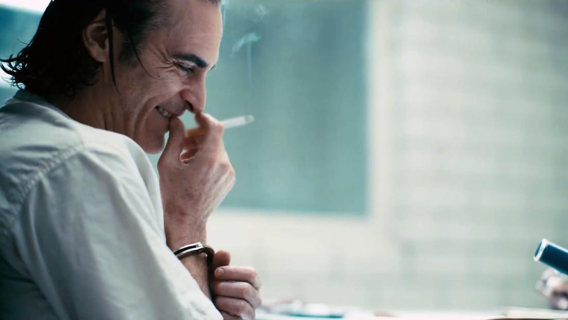 Imágenes inéditas de 'Joker' tomadas el último día del rodaje de la película