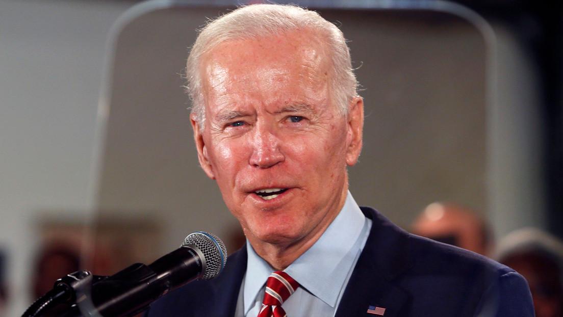 Biden responde a lo John Wayne a una demócrata que señaló su fracaso en Iowa (VIDEO)