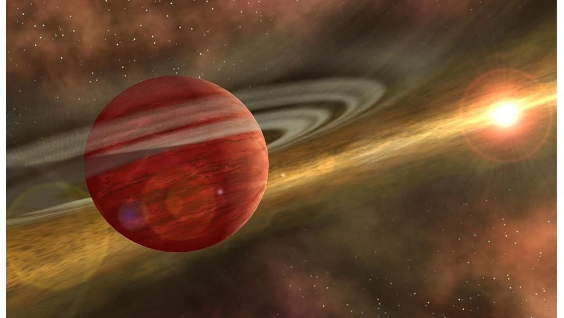Descubren un nuevo y gigantesco planeta 'bebé' más cercano a la Tierra
