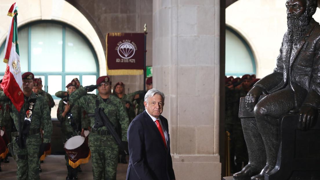 López Obrador presenta proyecto para reformar el Poder Judicial de México