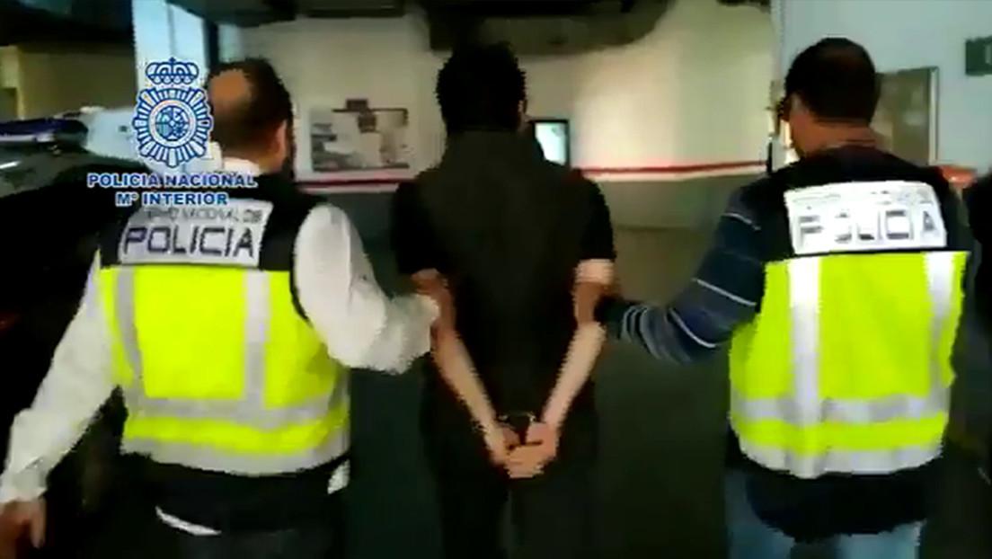 VIDEO: El momento de la detención en España de Emilio Lozoya, exdirector de Petróleos Mexicanos