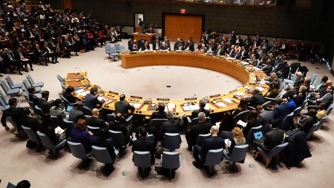 El Consejo de Seguridad de la ONU adopta una resolución a favor del alto el fuego en Libia