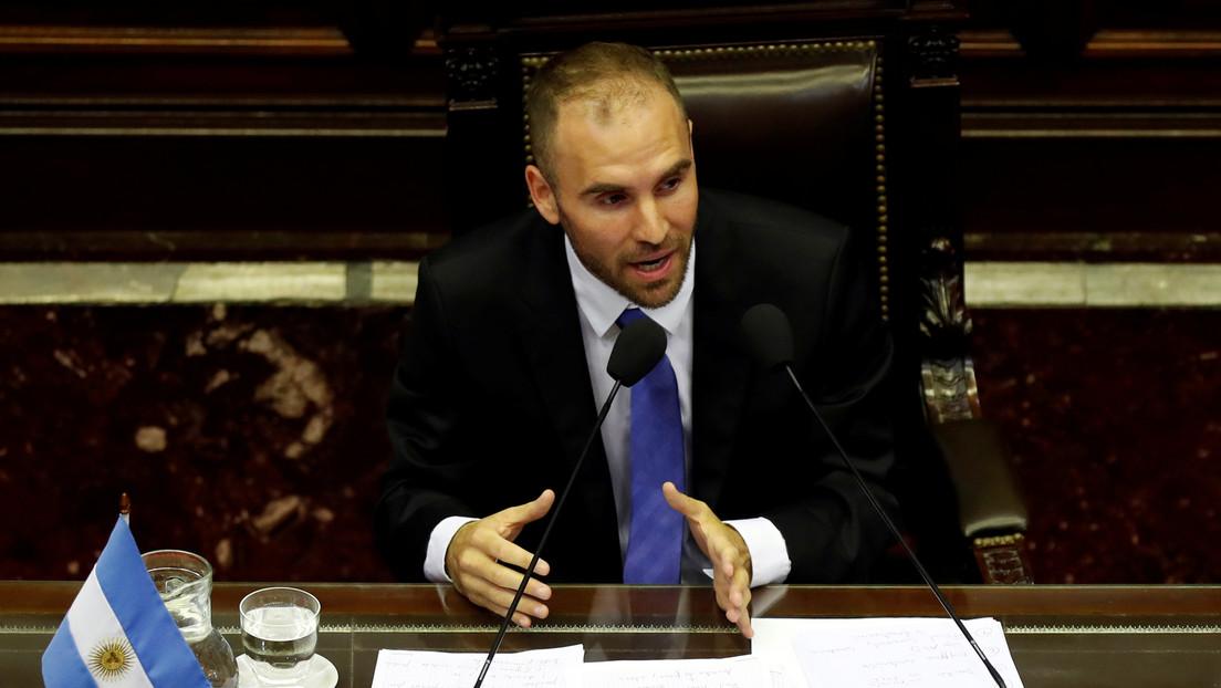 """El ministro de Economía de Argentina: """"El FMI es también responsable por la crisis de deuda"""""""