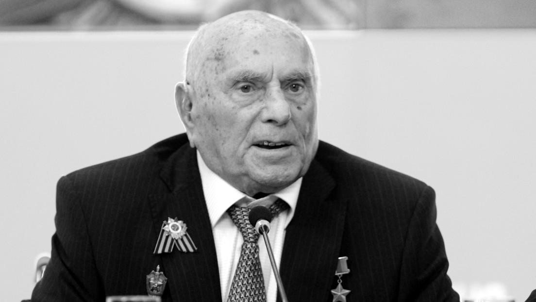 Fallece Alexéi Botián, legendario agente de inteligencia soviético que lideró el operativo de rescate de Cracovia durante la II Guerra Mundial
