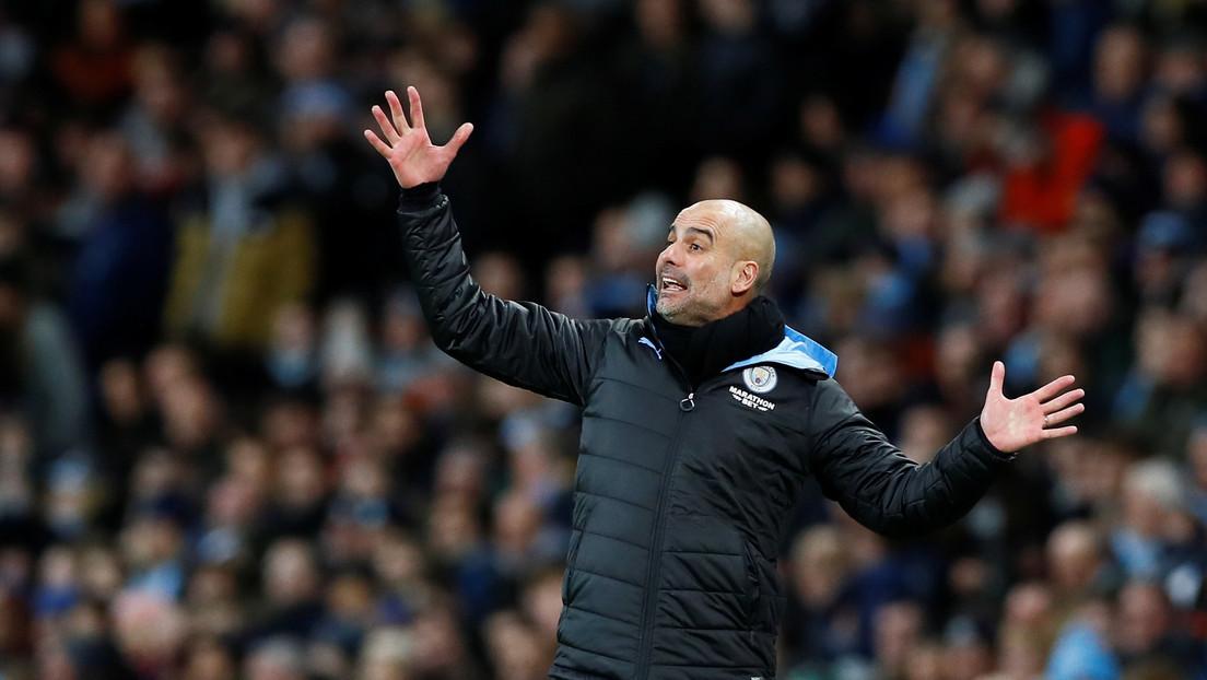 """""""Si no les ganamos, puede venir el dueño y despedirme"""": Pep Guardiola habla sobre el futuro encuentro del Manchester City contra el Real Madrid"""