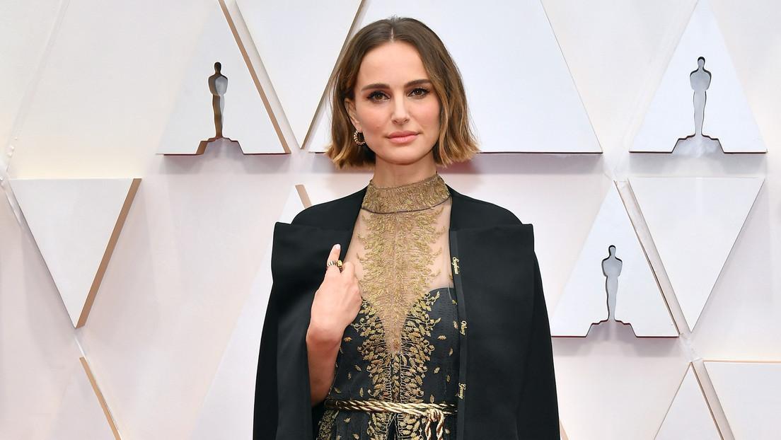 """""""Tú eres el problema, Natalie"""": Rose McGowan critica a Portman por su túnica en apoyo a las directoras en los Óscar"""