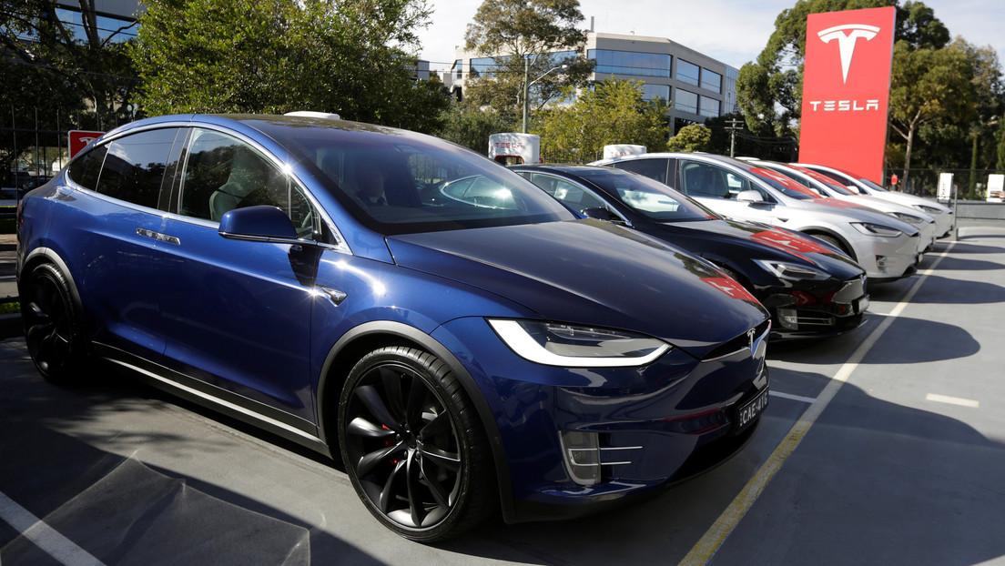 Tesla llama a revisión a 15.000 coches Model X en EE.UU. y Canadá por problemas con un componente
