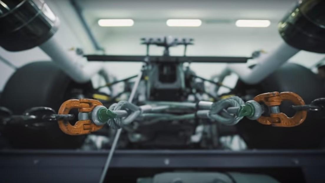 VIDEO: Lamborghini da a escuchar los 830 caballos del poderoso motor de su nuevo superdeportivo