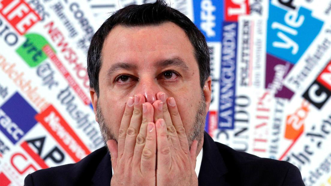El Senado italiano abre la vía para juzgar a Salvini por impedir el desembarque de 131 migrantes