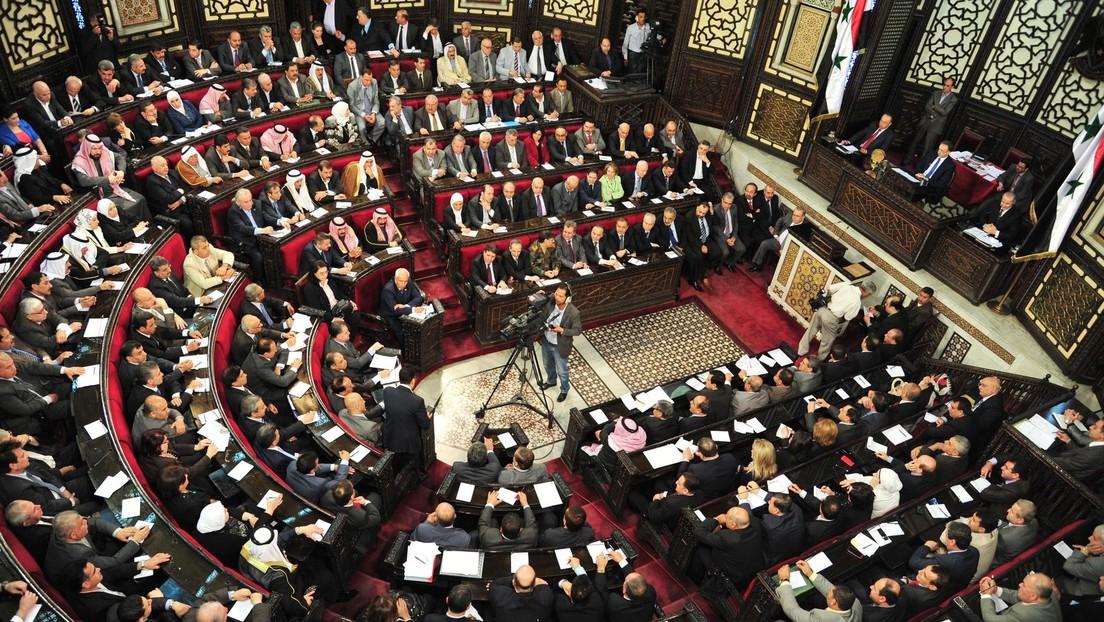 El Parlamento de Siria aprueba una resolución de condena del genocidio de los armenios en el imperio Otomano