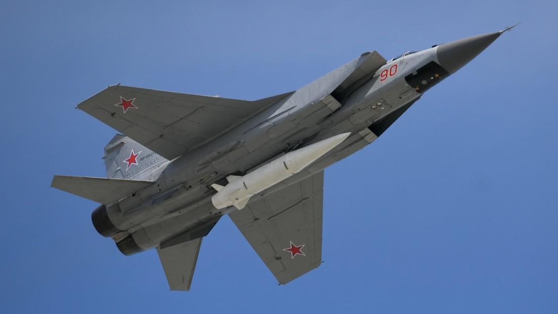 Putin afirma que las armas hipersónicas de Rusia convierten en inútiles los intentos de algunos países de anular el potencial nuclear ruso