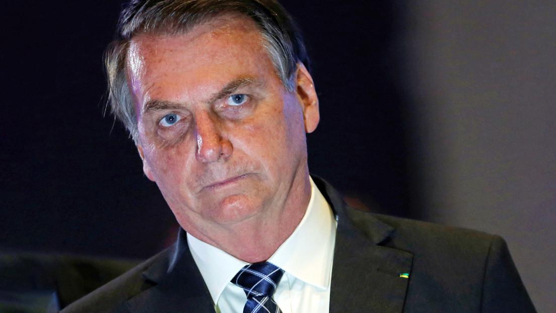 """Bolsonaro responde a la preocupación del papa Francisco por la Amazonia: """"Puede ser argentino, pero Dios es brasileño"""""""