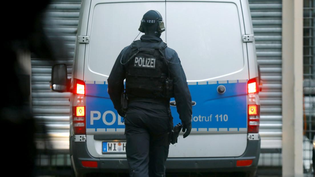 Varios heridos en un tiroteo en una ciudad alemana