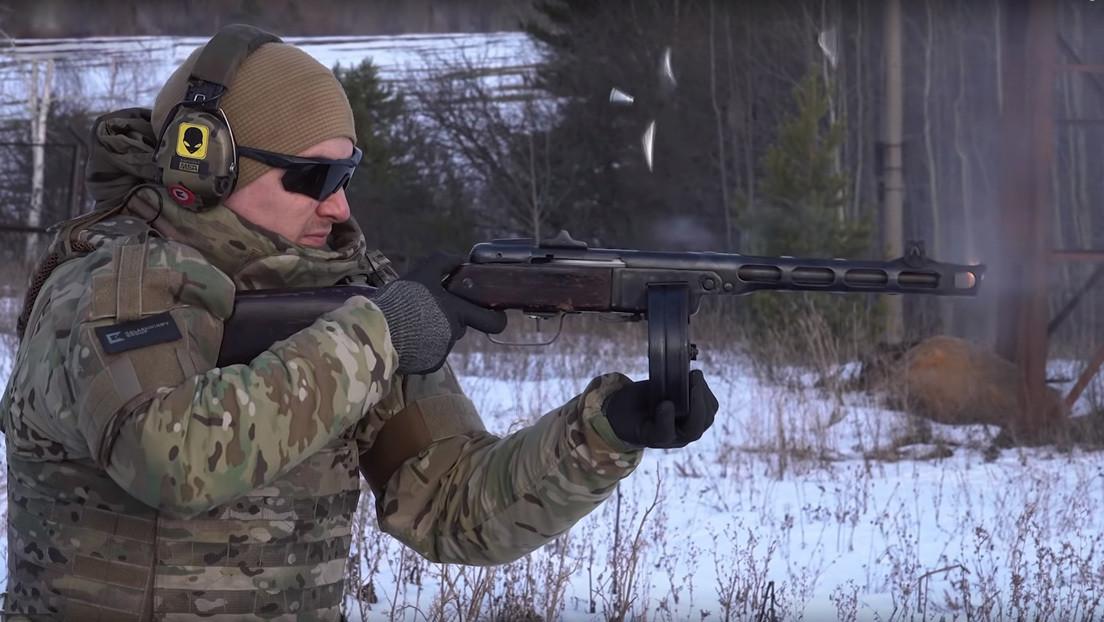 VIDEO: El icónico subfusil soviético PPSh-41 resulta 'indestructible' en un test de resistencia
