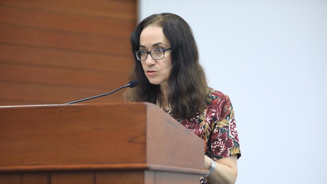 Renuncia la ministra de Justicia de Perú, la tercera dimisión en el gobierno de Vizcarra por caso Odebrecht