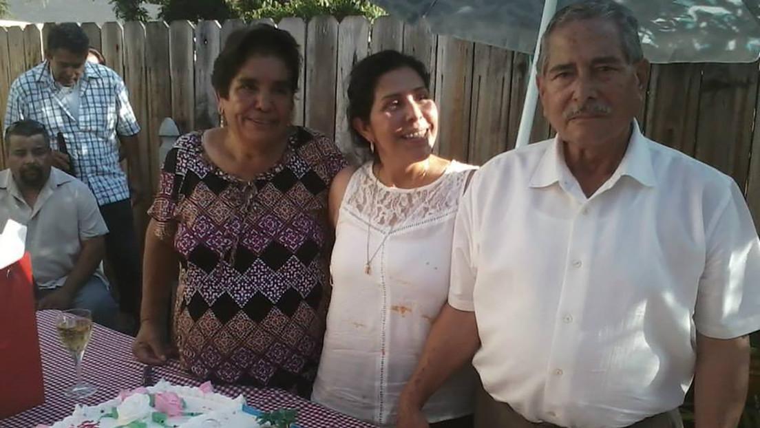 Reencuentro tres décadas después: una joven reúne a su madre y abuelos, que no se veían por las políticas migratorias de EE.UU.