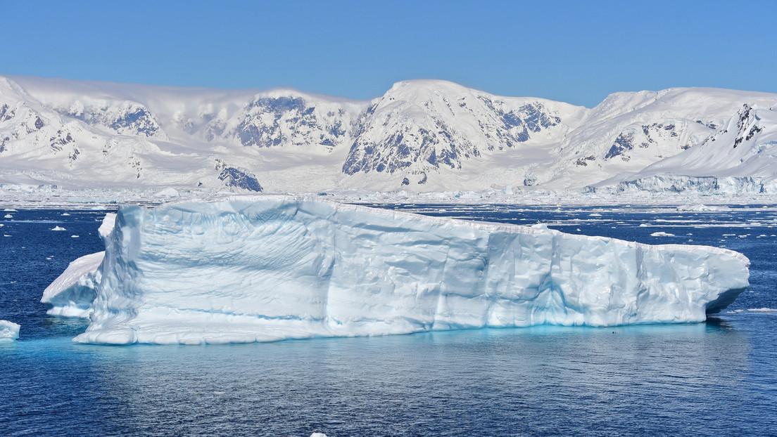 La Antártida registra por primera vez una temperatura récord de más de 20 grados centígrados