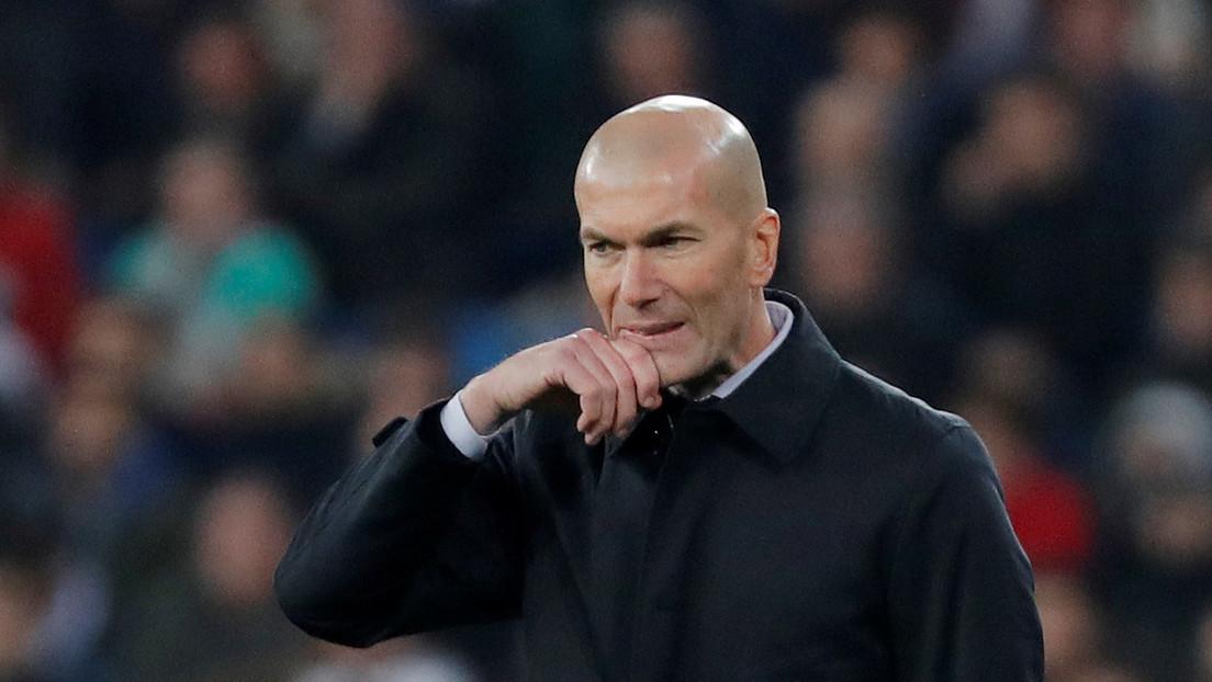 FOTO: Zidane se estrella contra otro coche y el afectado le pide un selfi