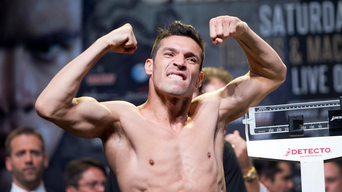 Sergio 'Maravilla' Martínez anuncia su regreso al boxeo después de seis años fuera de los cuadriláteros