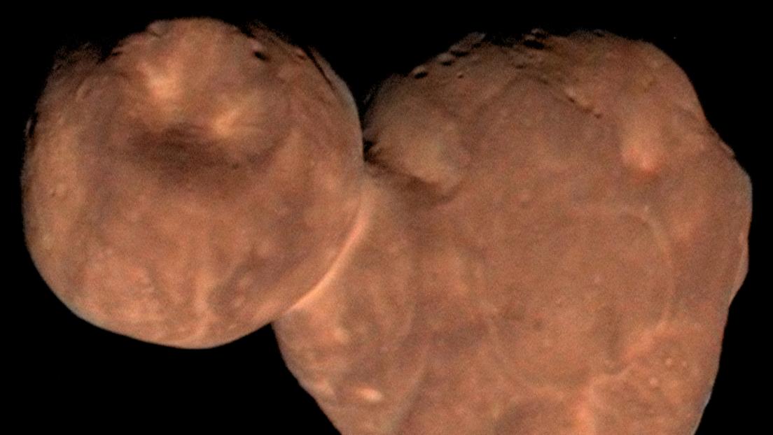 """La NASA presenta una animación 3D de lo que podría ser una """"cápsula de tiempo"""" del Sistema Solar"""
