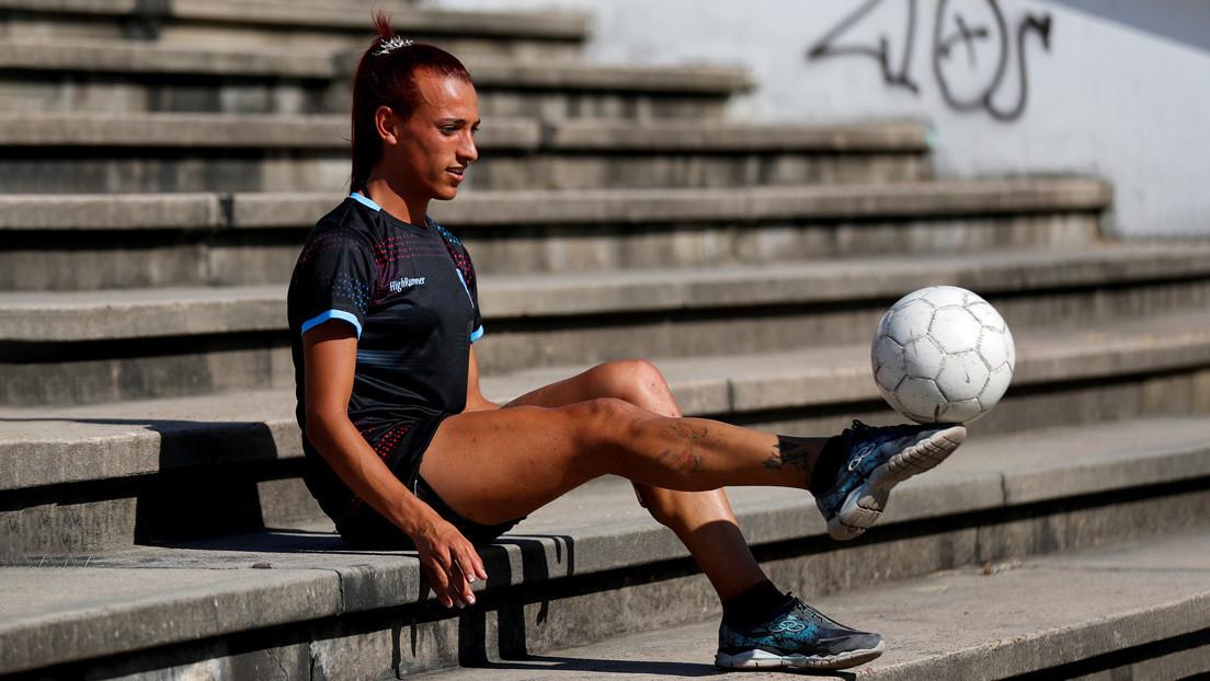 Mara Gómez, a un paso de convertirse en la primera jugadora trans en la máxima categoría del fútbol femenino argentino