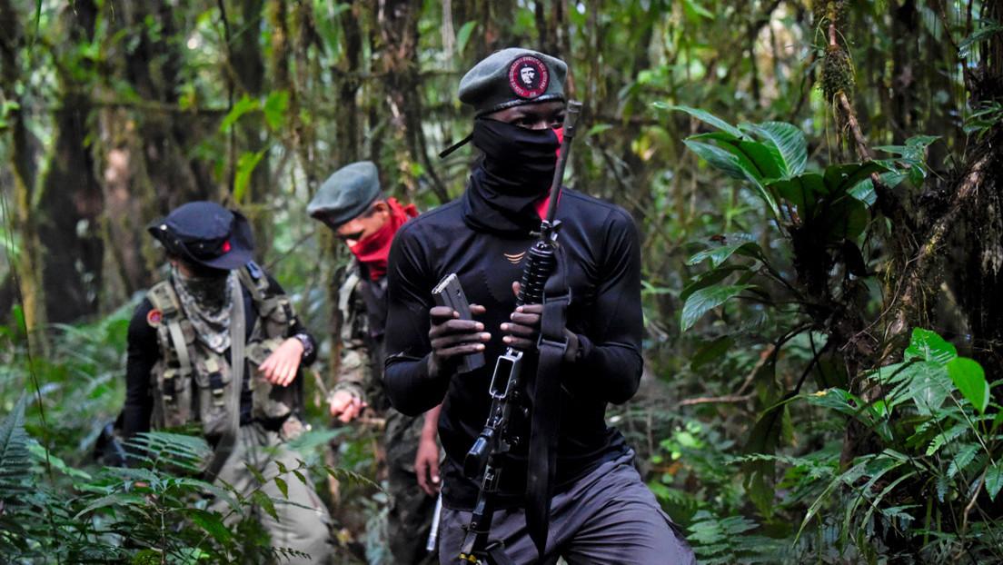 """5 puntos para entender el """"paro armado"""" del ELN y el """"máximo grado de alerta"""" en Colombia"""