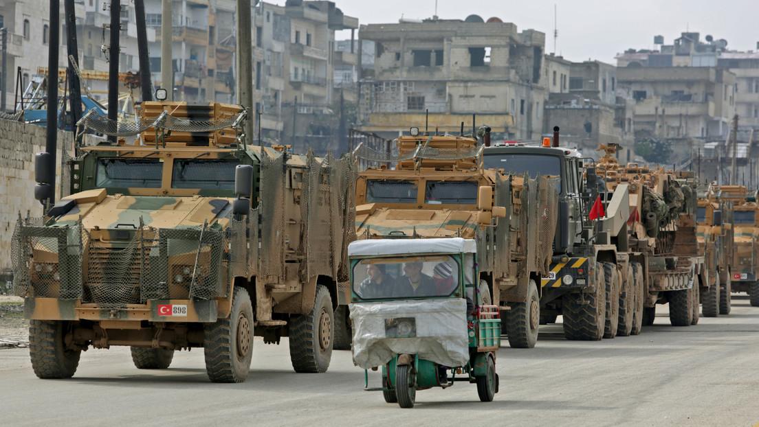 """Rusia: """"Las declaraciones irresponsables de Turquía sobre el bombardeo del Ejército sirio solamente conducen a la escalada en Idlib"""""""