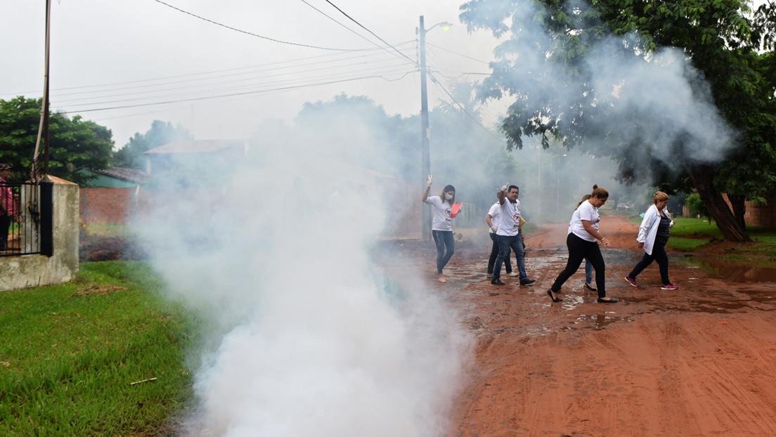 Se disparan las muertes por dengue en Paraguay: 10 casos en una semana