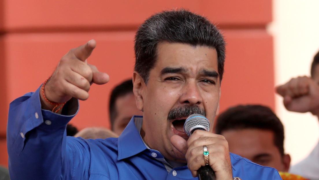 """Maduro, sobre la demanda contra EE.UU.: """"No puede ser que todos los días ataque y persiga, es una guerra invisible que deja muertos y heridos"""""""