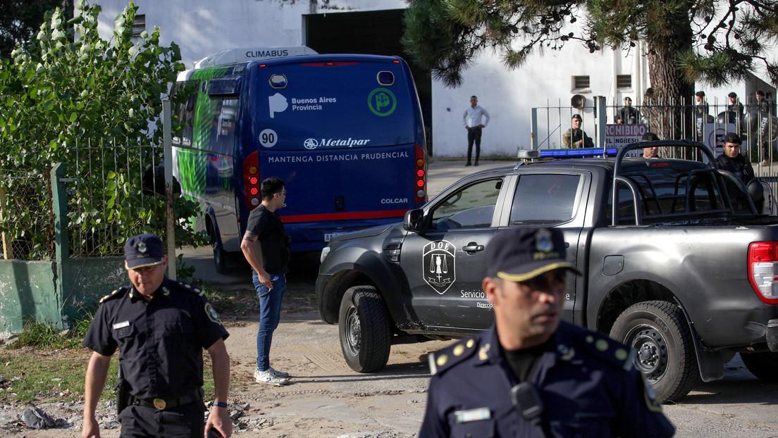 """""""Ejercieron especial violencia"""": Dictan prisión preventiva para los jugadores de rugby acusados de matar a golpes a un joven en Argentina"""