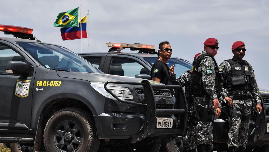 Maduro dice que Bolsonaro arrastra a las fuerzas militares de Brasil a un conflicto armado con Venezuela